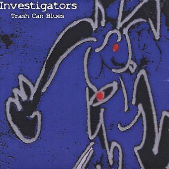 Ermittler - import Müll kann Blues [CD] USA