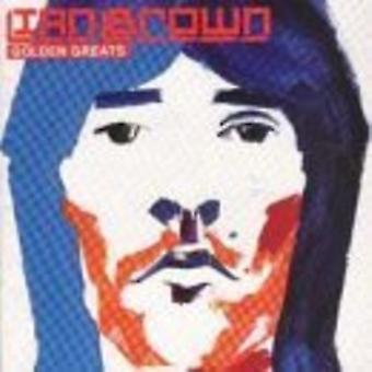 Ian Brown - Golden Greats [CD] USA import