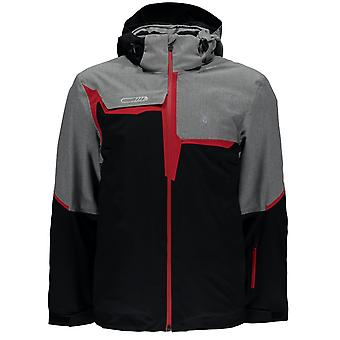 Spyder QUEST Zermatt mens ski jacket black