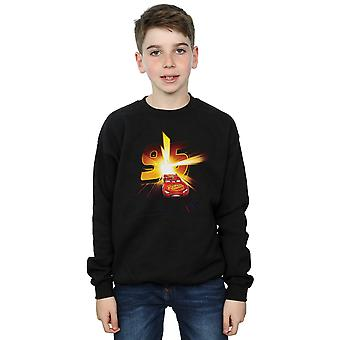 Disney Boys Cars bliksem McQueen Burst Sweatshirt