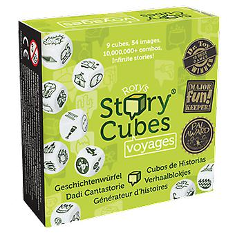 Asmodee Game Story Cubes Travel (Toys , Boardgames , Family Games)