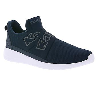 Kappa shoes men's sneaker faster II blue