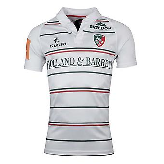 2017-2018 Leicester Tigers wechseln Rugbyshirt