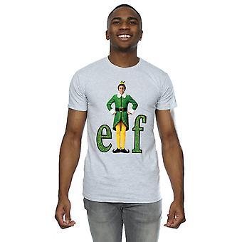 Elf Men's Buddy Logo T-Shirt
