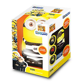 Despicable Me Official Illumi-Mates Tom Bedside Lamp