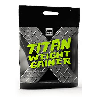 Soul Project Titan Weight Gainer Flavor Vanilla 7 kg (Sport , Kohlenhydrate)