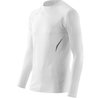 SKINS men's NCG 360 LS Tech shirt white - A87005468