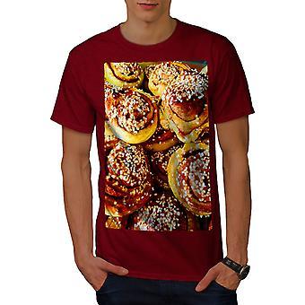 Kitchen Bakery Sweet Men RedT-shirt   Wellcoda