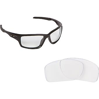 Best SEEK Replacement Lenses for Oakley Sunglasses CANTEEN Crystal Clear