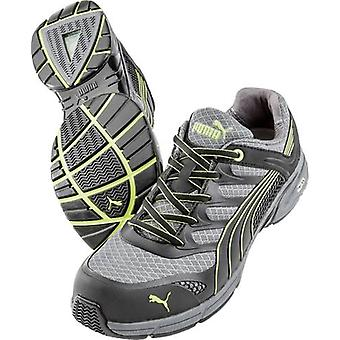 Safety shoes S1P Size: 47 Black, Grey, Yellow PUMA Safety FUSE MOTION GREEN LOW HRO SRA 642520 1 pair