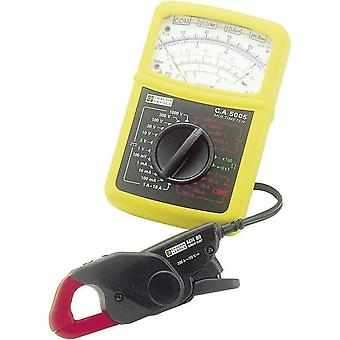 Handheld multimeter Chauvin Arnoux C.A 5005+MN89 Calibrated to: Manufacturer's standards (no certificate)
