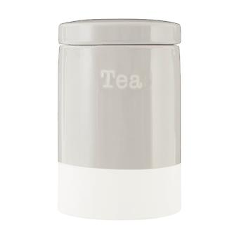 Premier Housewares Jura thee Canister, grijs