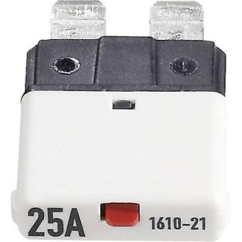 Car fuse device 1610 25 A White 1610 CE1610-21-25A