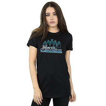 Ready Player One Women's Welcome To The Oasis Boyfriend Fit T-Shirt