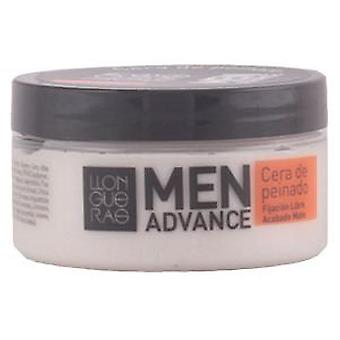 Llongueras Men Advance styling wax 85ml (Hair care , Styling products)