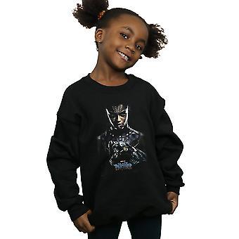 Marvel Girls Black Panther Shuri Poster Sweatshirt