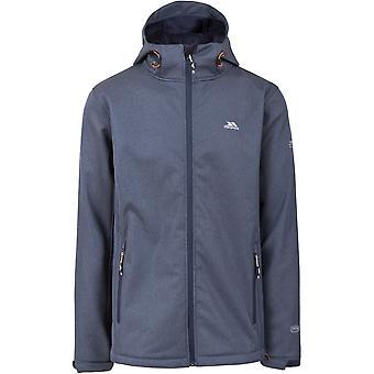 Trespass Mens Taye Waterproof Breathable Windproof Softshell Jacket