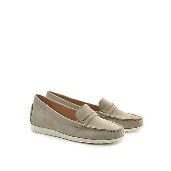 Caprice Amelia Loafers in Grey