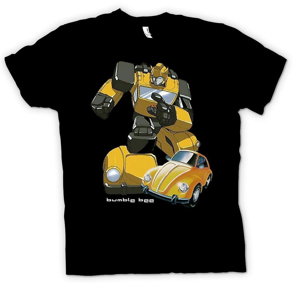 Kids T-shirt - Transformers - Bumblebee - Comic