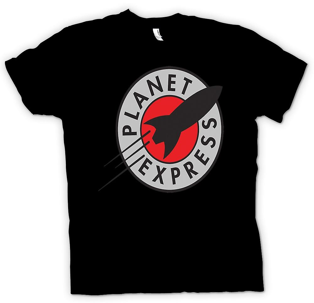 Kinder-T-Shirt - Planet Express - Zitat