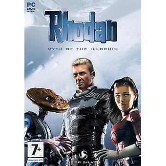Rhodan Mythos der Illochim (PC-DVD)
