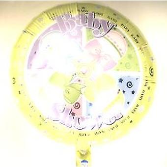 Baby-Dusche-Folie-Ballon 18
