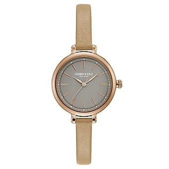 Kenneth Cole New York women's wrist watch analog quartz leather KC50065001