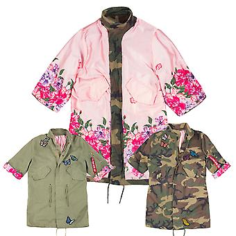 Alpha industries ladies jacket military kimono Wmn