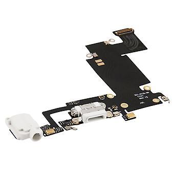 Apple iPhone 6S pluss dock connector lydkontakten Flex antennekabelen hvit