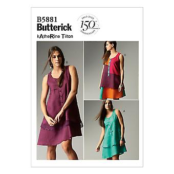 Misses' Dress-16-18-20-22-24 -*SEWING PATTERN*