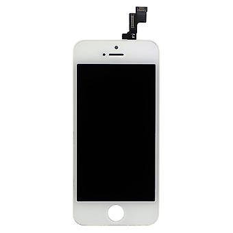 For iPhone SE LCD Screen - White |iParts4U