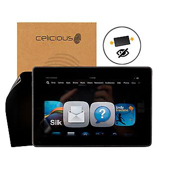 Celicious Privacy 2 vie Visual Black Out Screen Protector per Amazon Kindle Fire HD 7 (2013)