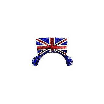 Union Jack Wear Union Jack Sequin Tiara