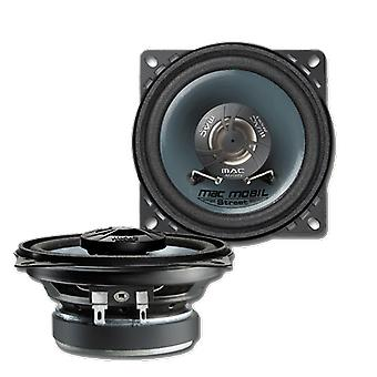 Mac Mobile Street 10.2, 2-way coaxial speaker fits Mercedes & Volvo