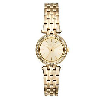 Michael Kors Ladies' Darci Mini ur - MK3295 - Champagne/gull