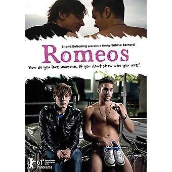 Romeos filmaffisch (11 x 17)