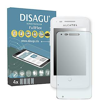 Alcatel one touch brand 4012A screen protector - DISAGU FullFlex protector