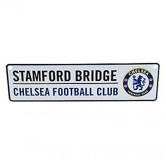 Chelsea FC Official Window Street Sign