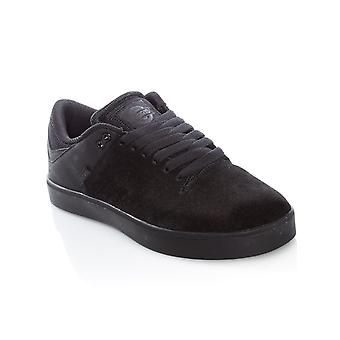 Osiris Black Techniq Vulc Shoe