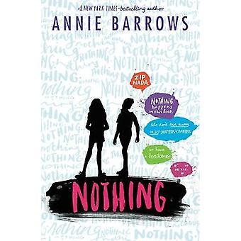 Nada por Annie Barrows - livro 9780062668233