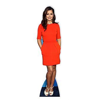 Cheryl Cole Lifesize Karton Ausschnitt / f