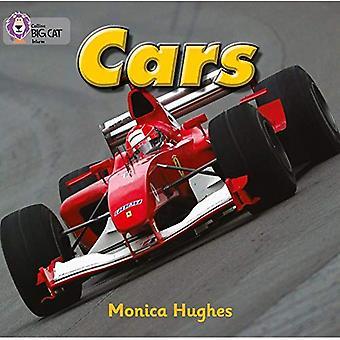 Cars: Band 01a/Pink A (Collins Big Cat)
