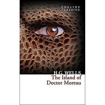 L'île du Docteur Moreau (Collins Classics)