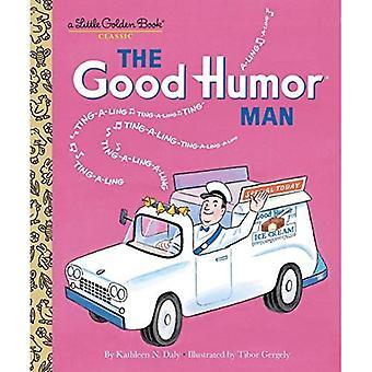 Bra Humor mannen (liten gyllene bok-serien)