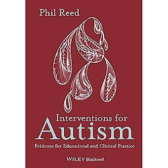 Interventions for Autism: Evidence for Educational and Clinical Practice