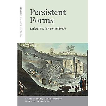 Persistent vormen: (Verbale Arts)