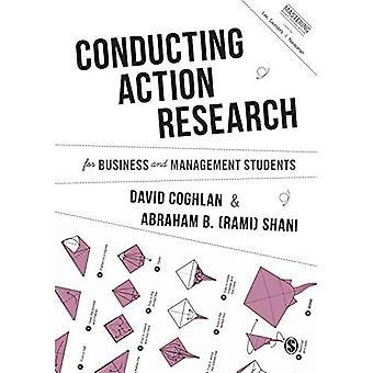 Effectuer des recherches d'Action pour les affaires et la gestion des étudiants