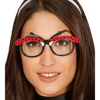 Womens coccinelle lunettes accessoires déguisements