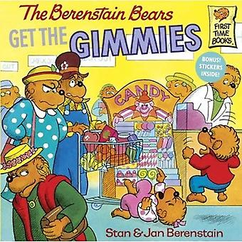 Berenstain Bears Get the Gimmies (Berenstain Bears First Time Chapter Books)