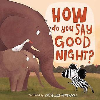 Jak mówisz dobranoc? [Zarząd książki]